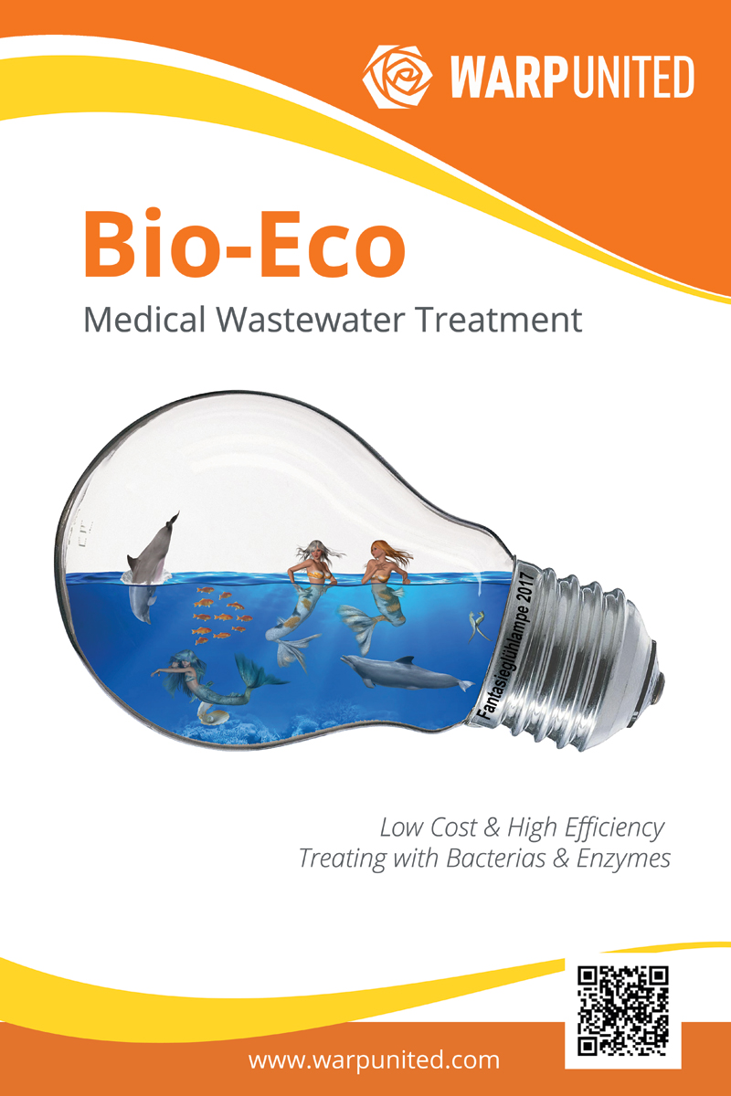 Bio-Eco Hospital Wastewater Treatment Solution